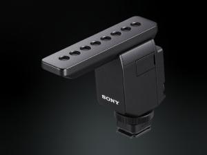 Sony ECM-B1M Camera-Mount Digital Shotgun Microphone for Sony Cameras-3-01