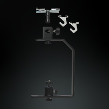 ALZO Suspended Drop Ceiling Upright Camera Mount-01